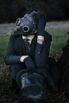 Plague Doctor -Victorian-