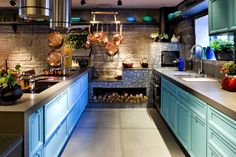 Desvende os segredos das cozinhas gourmet
