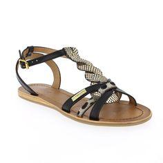 Chaussure Les Tropéziennes par M Belarbi HAMS Noir 4712102 pour Femme | JEF Chaussures