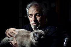 alejandro jodorowsky - © Paolo Pellegrin/Magnum Photos