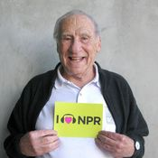 "Entertainer Mel Brooks may have told Renee Montagne, ""I'm very proud of having bad taste,"" but his taste in public radio couldn't be finer!"