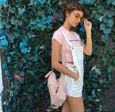 girl, outfit, and hair image Outfits For Teens, Summer Outfits, Cute Outfits, Kelsey Calemine, Teen Fashion, Fashion Outfits, Fashion News, Looks Pinterest, Tumblr Girls