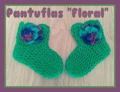 Pantuflas niñas