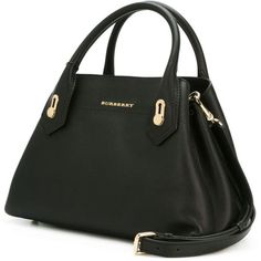 Burberry Medium Barnsbury Tote ($2,044) ❤ liked on Polyvore featuring bags, handbags, tote bags, burberry purses, handbag tote, burberry handbags, tote hand bags and tote handbags