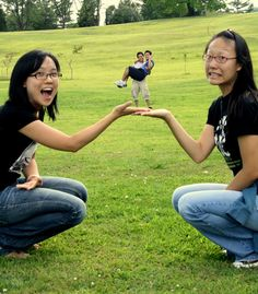 35 Splendid Examples of Forced Perspective Photography listen fotos fotografie