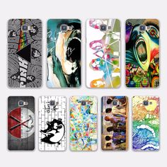 rock music Pink Floyd the wall design hard White Case Cover for Samsung Galaxy A5 2016 A5 A7 2017 A8 A9 A3 2016