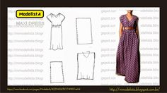 ModelistA MAXI DRESS Maxi dresses have become increasingly popular and summer wardrobe of any woman is complete without at least one. Elegant, modern, one maxi dress is the perfect clothing for the warmer months. For something a little different, try a maxi skirt, they are extremely versatile and perfect for the job.