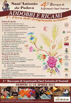 Addobbi e Ricami - 1 Fiera dell`Artigianato Artistico - Tumit Eventi