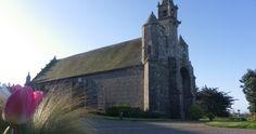 La chapelle Notre Dame des Fleurs, au coeur du Vieux bourg, Plouharnel