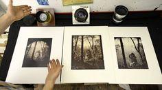 Albumen Print Process - Borut Peterlin Making albumen prints from wet plate collodion negatives. 1800s Photography, Retro Photography, History Of Photography, Monochrome Photography, Commercial Photography, Photography Business, Nature Photography, Photography Ideas, Labo Photo