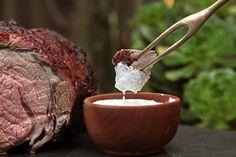 Horseradish-Cream Sauce Recipe