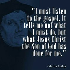 christian quotes | Martin Luther quotes | gospel | Jesus