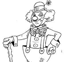 Maestra de Infantil: Payasos. Caretas para imprimir. Dibujos para colorear. Fallout Vault, Boys, Fictional Characters, Art, Carnival, Free Coloring Pages, Clowns, Teachers, Colors