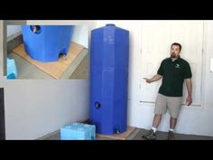How to prepare your water storage