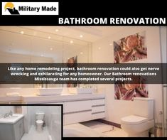In every project, we have always tried our best to complete the project as per the expectations of our client. Call at now. Bathroom Renovations, Home Remodeling, Military, Projects, Log Projects, Blue Prints, House Renovations, Army, Bathroom Remodeling