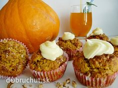 Fotorecept: Muffiny Hokkaidó Mango, Ale, Cupcakes, Breakfast, Healthy, Sweet, Desserts, Food, Basket