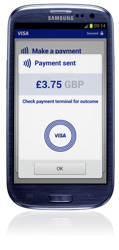 Visa Samsung SIII payment sent GBP Samsung, Future, City, How To Make, Future Tense, Cities