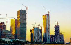 King Abdullah Financial District | Riyadh