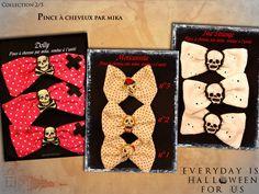 Création proposée par mika & et les GLOKdoll, fondatrice et  participante d'Everyday is Halloween for Us, Troisième Editon, 2013.   * La page d'Everyday: https://www.facebook.com/coffin.glok * SON SITE: http://www.glokdoll.com/