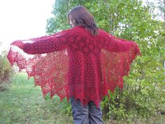 Vernal Equinox Shawl Surprise