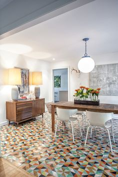 Our Flirt Pattern in Engineered Wood Tiles Parquet Flooring, Wooden Flooring, Vinyl Flooring, Kitchen Flooring, Flooring Ideas, Kitchen Tiles, Painted Wooden Floors, Wooden Floor Tiles, Wood Floor