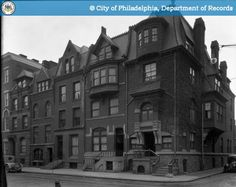PhillyHistory.org - Perspective of Southeast Corner Juniper and Locust