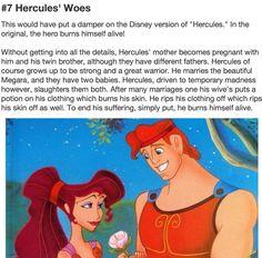 Real story of Hercules. Original Fairy Tales, Hercules, Nostalgia, Disney Characters, Fictional Characters, Cartoons, Family Guy, Facts, Cartoon