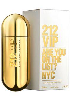 212 VIP de Carolina Herrera - Tienda de regalos, perfumes para mujer, lociones para hombre, joyería - turegalomejor.com