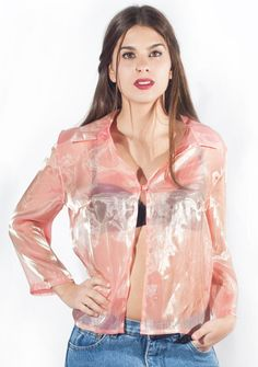NEW IN!! VIntage holopraphic top 1980s: http://marlet-shop.com/products/vintage-holographic-top-1980s
