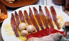 Anchoas de #Cantabria #Spain #Travel #Food #Gastronomy #Anchovies