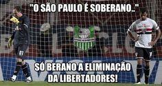 O São Paulo, que tem início de ano oposto ao do rival, perdeu para o San Lorenzo e pode viver drama para se classificar na Libertadores