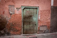 Door, Wall, Old, Texture, Antique