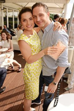 Pin for Later: Tom Hardy and Charlotte Riley's Sweetest Moments