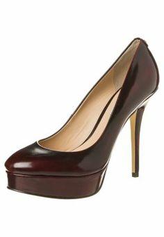 ELSEA - Zapatos altos - rojo