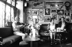 Galway pub, Tig Cóilí's, right across the street from the King's Head Pub.