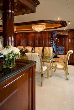 interiors of luxury yachts | ... ARE EXAMPLES OF OUR HIGHEST QUALITY INTERIOR JOINERY AND MILLWORK