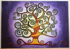 Oil trees Trees, Colours, Oil, Canvas, Tela, Tree Structure, Canvases, Wood, Butter