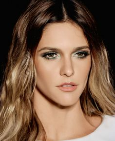 Fernanda Lima #green