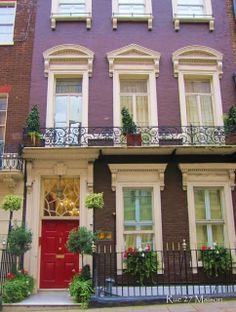 london townhouses - Google Search
