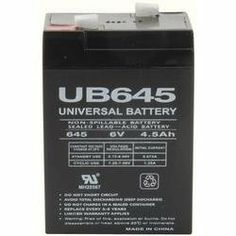 6v 4000 mAh UPS Battery for Lithonia ELB06042 [Electronics] by UPG. Save 53 Off!. $10.99. 6v 4000 mAh UPS Battery for Lithonia ELB06042
