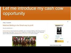 (8) how to do matched betting uk - is matched betting worth it in 2020? matched betting honest review - YouTube