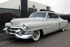 1953 Cadillac Deville Maintenance/restoration of old/vintage vehicles: the material for new cogs/casters/gears/pads could be cast polyamide which I (Cast polyamide) can produce. My contact: tatjana.alic@windowslive.com