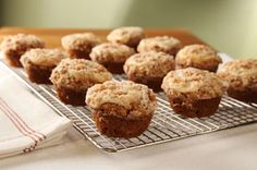 Pumpkin-Apple Streusel Muffins recipe