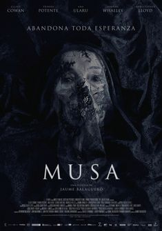 Muse Horror Sci-if Thriller. Streaming Movies, Hd Movies, Film Movie, Movies Online, Elliot Cowan, Horror Movie Posters, Horror Movies, Muse, Scary Movies To Watch