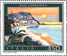 Magazine Italy: Francobolli d'Italia | 1982 Annata 19 serie, 34 francobolli