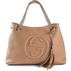 GUCCI 'Soho' tote ($1,397) ❤ liked on Polyvore