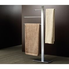 Gedy 7631-13 Towel Stand, Bridge - Nameek's