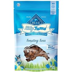 Blue Tempting Tuna Kitty Yums Cat Treat (3 Pack) * Click on the image for additional details.