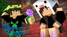 Minecraft: OUTRA VIDA #02 - CADÊ MEUS PAIS?