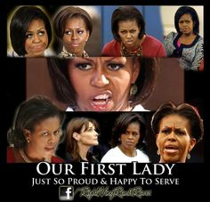 She's so skanky & trashy she needs tho be taught many things...just grateful that they're both gone!